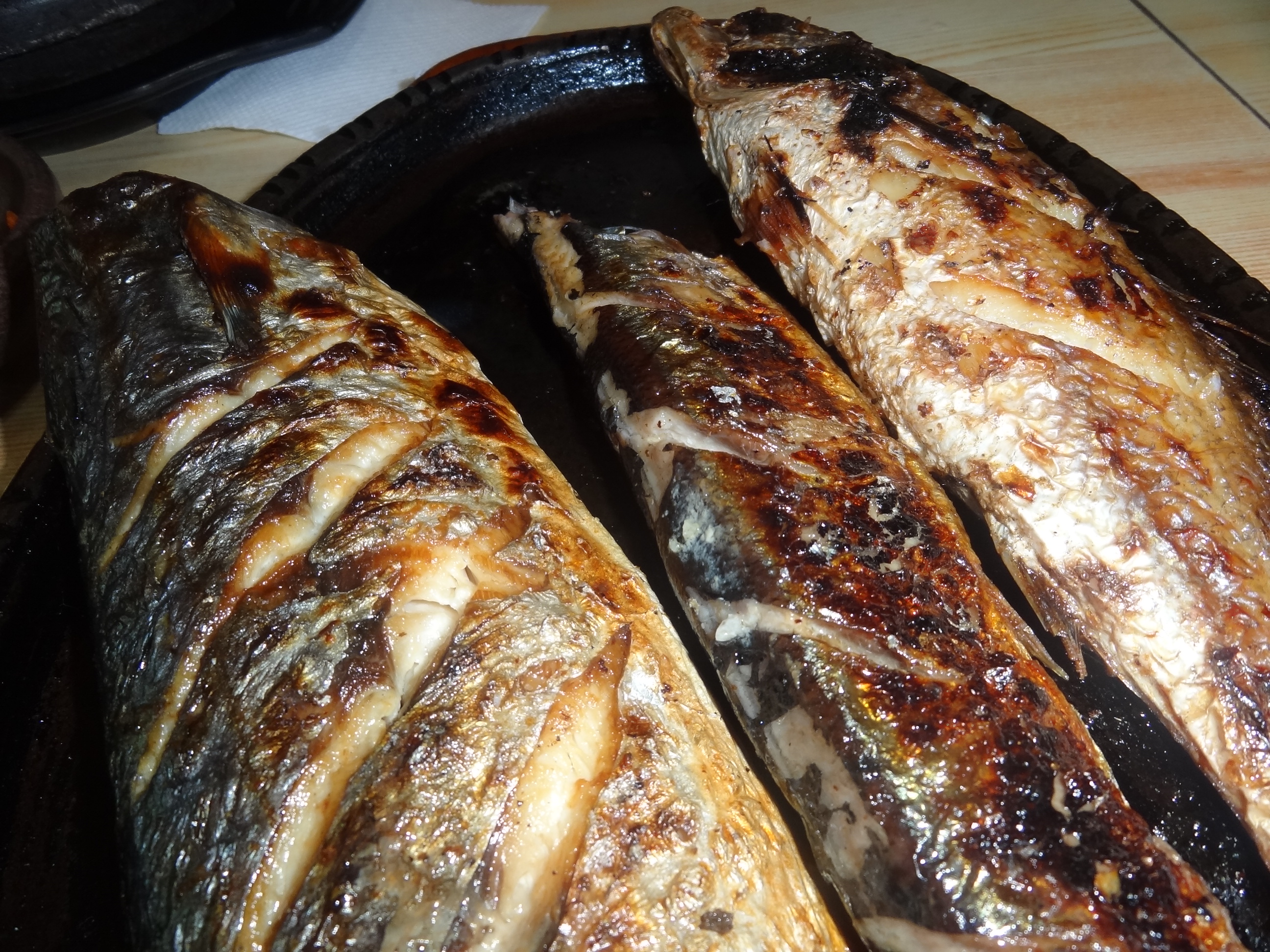 Best grilled fish in korea myfoodandtraveljourneys for Best fish to grill